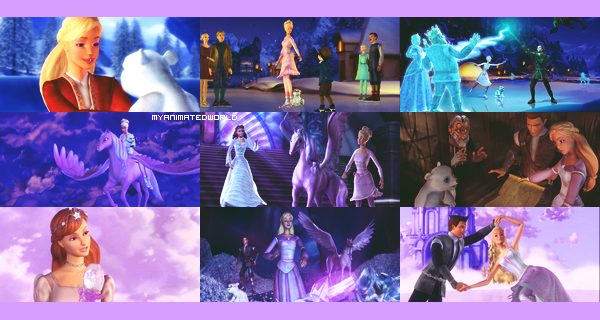 42 barbie et le cheval magique - Barbie Et Le Cheval