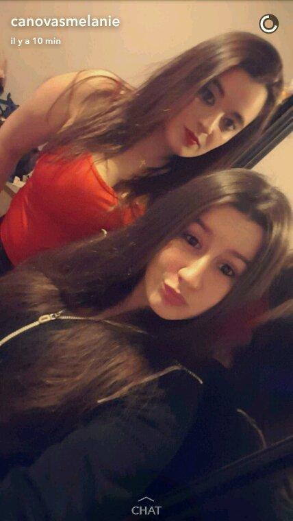 Avec la petite soeur  ❤❤❤