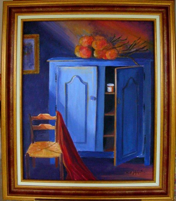 l'armoire aux confiures