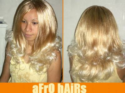 CoIfFuRe  aFrO (Davon972) rajouts blond