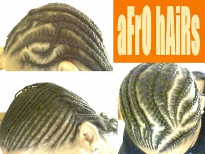 CoIfFuRe  aFrO (Davon972) mix de coiffures bis