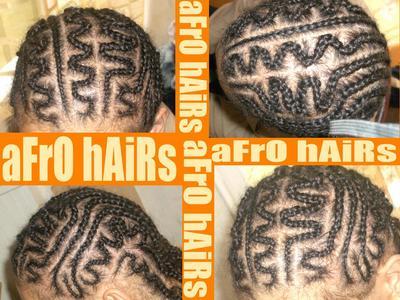CoIfFuRe  aFrO (Davon972) trésses collée avec cheveux naturel long