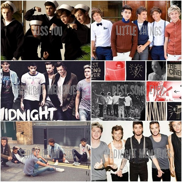 Article spécial : De Take Me Home à Midnight Memories en passant par This is us