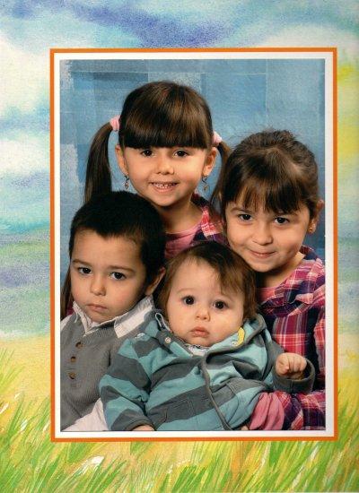 mé enfants photo décole