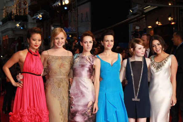 Vanessa Hudgens, Jena Malone, Emily Browning, Carla Gugino, Abbie Cornish, Jamie Chung