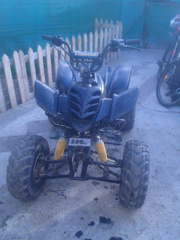 quad 200 :p