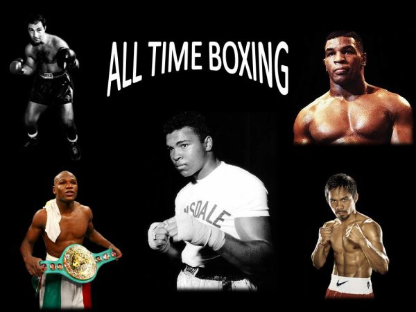 **** ALL-TIME-BOXING ****