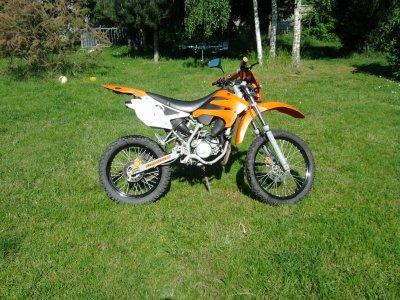 Ma moto maintenant