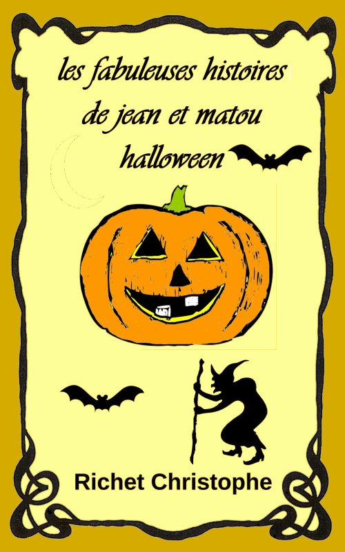 EBOOK JEAN ET MATOU HALLOWEEN