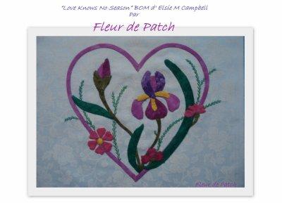 Patchwork - les coeurs 5