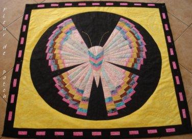 PATCHWORK -  Le papillon