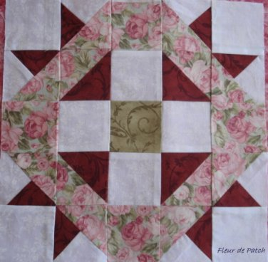 Patchwork - sampler 8