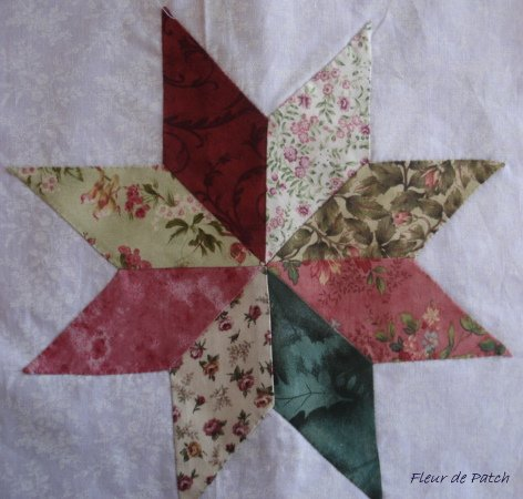 PATCHWORK - SAMPLER - l'étoile