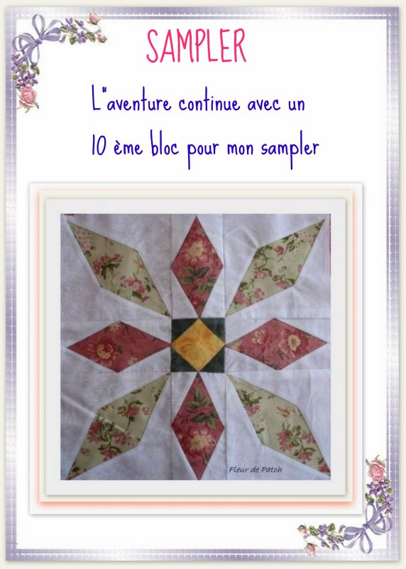 PATCHWORK - sampler 10