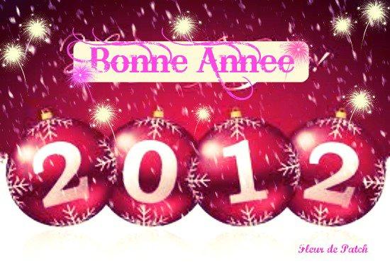 Bonnes Année 2012