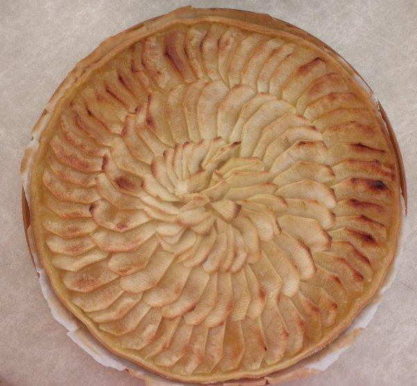 Patisserie - Tartes aux pommes