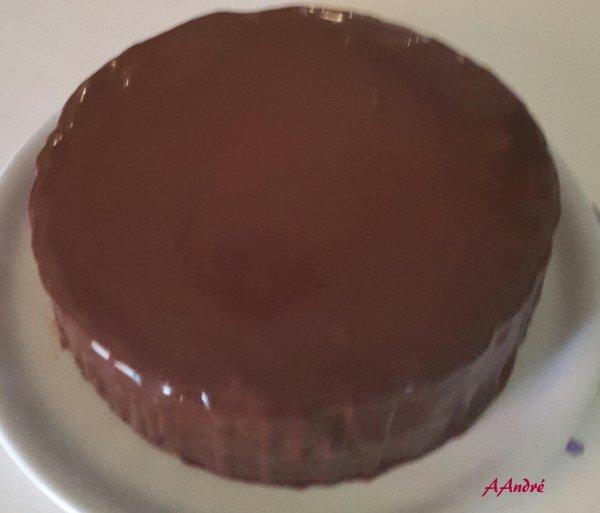 Patisserie - Gateau à la mousse de Nutella