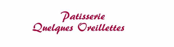Patisserie - Oreillettes