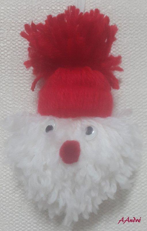 Pompon Père Noël