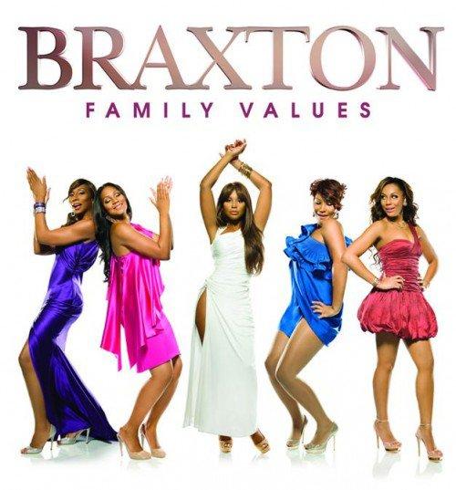 """Retrouve les Episodes de """"Braxtons Values"""" chaque semaine.."""