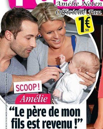 Le Pére d'Hugo ( Fils d'Amélie Neten est enfin revenu .. :-) )