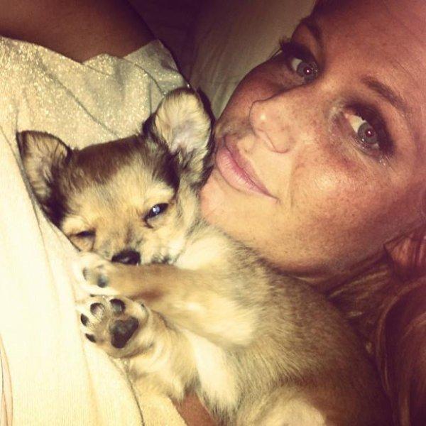Aurélie & son Chihuahua *o*