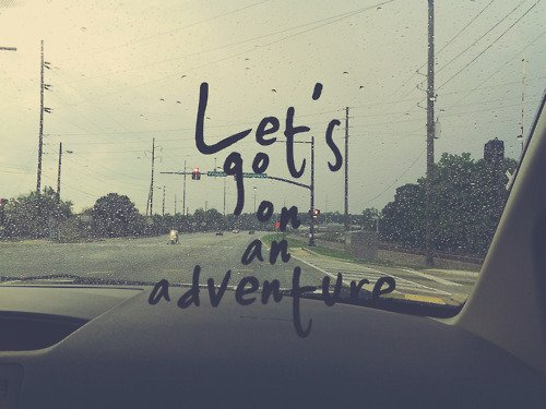 """""""I want a late night adventure. I want someone to call me up and say, """"I'm outside. Let's go do something!"""" I want to go out late at night in my pj's and my hair all tied up. Maybe drive around. Go to a park and just swing on the swings. Maybe sit on the grass and watch the stars or maybe go to a 24h food place and pig out. I just want a late night adventure with people I love being around. No drama. Nothing but good vibes and great company."""""""