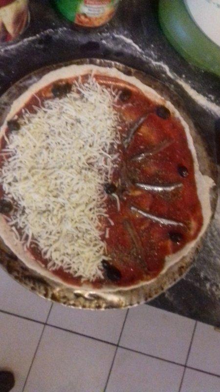pate a pizza suite  en images' sauce  tomate pour toutes pizzas a la sauce tomate)