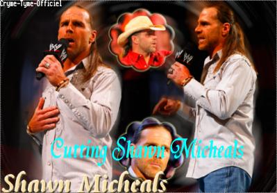 Cutting  Shawn Micheals