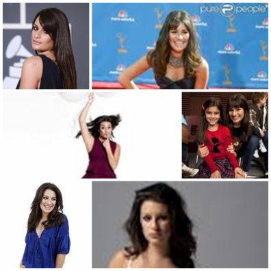 Léa Michele alias Rachel Berry