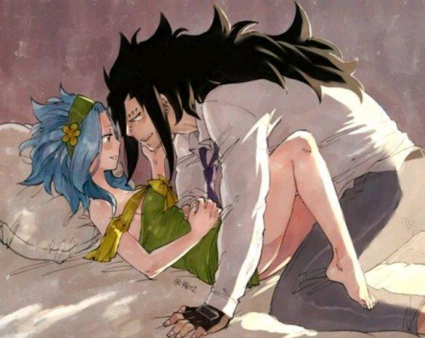 Quel couple tellement mignon *-* (l)