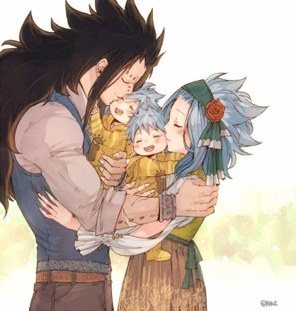 Quelle belle famille unie *_*