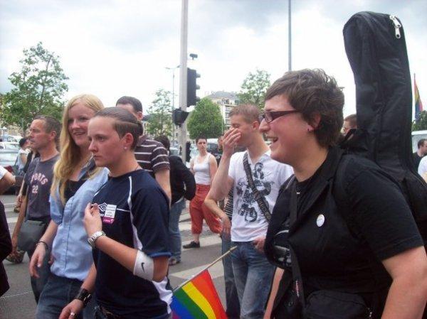 Gay Pride Caen