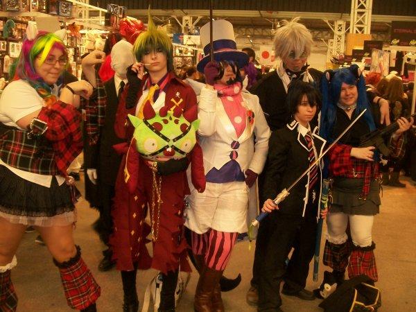 Japan Expo Sud 5éme Vague !