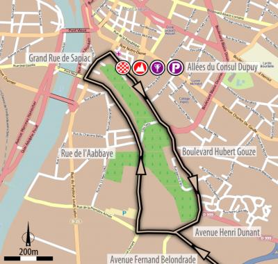 23ème TOUR CYCLISTE DE TARN ET GARONNE