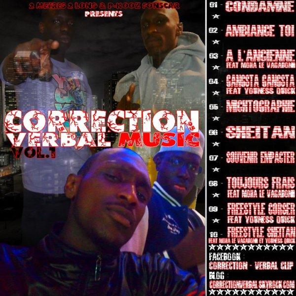 CORRECTION VERBAL MUSIC / [ New ] - Souvenir Empacter (2 Mètres 2 Long Feat P-KooZ Fonscar) (2011)