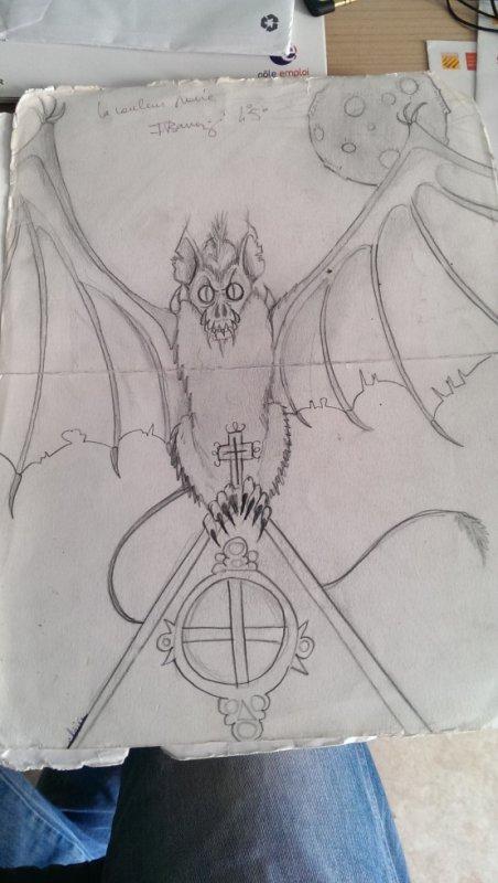 demon chauve-souris