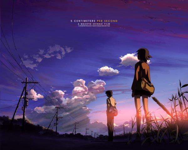 Les films d'animation japonais