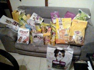 Collecte - Alimentaire du Vendredi 12 Février 2016 au Samedi 13 Février 2016