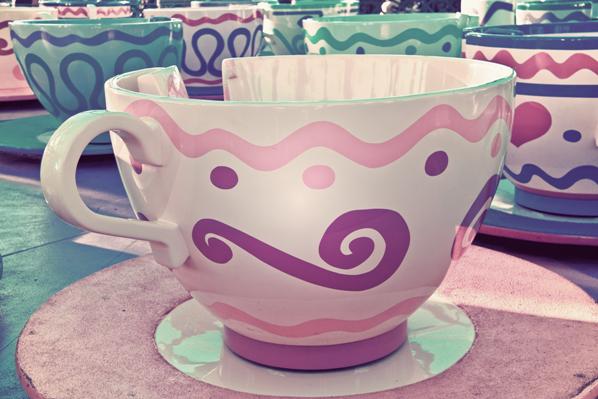 Les tasses ❤