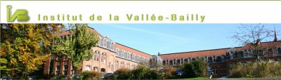 Institut Vallée Bailly ...
