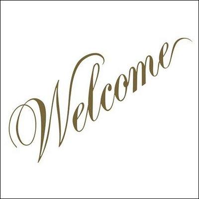 Bienvenue ^^