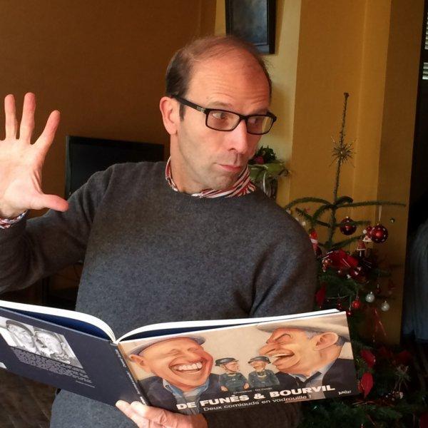 noel approche....la lecture du Dimanche lol !