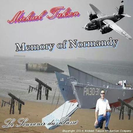 ♫ Pochette de l'Album Memory of Normandy ♫