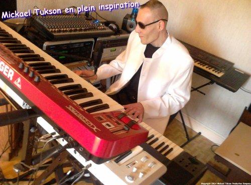Mickael Tukson EN PLEINE INSPIRATION