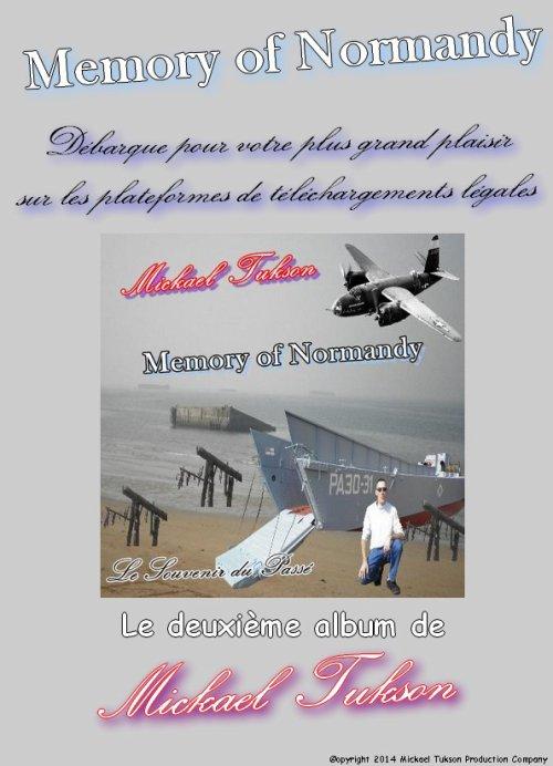 Memory of Normandy débarque dans les bacs