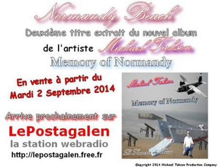 Normandy Beach arrive sur LePostagalen