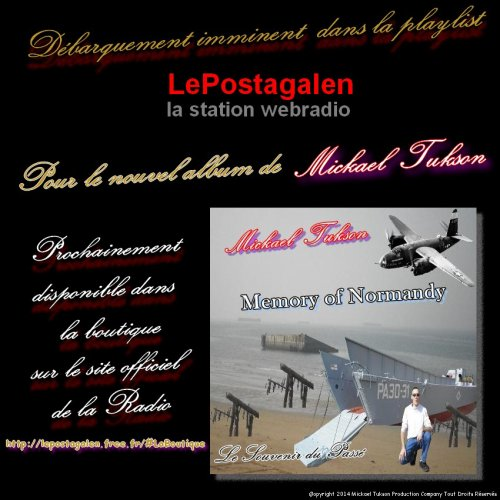 Memory of Normandy dans la Playlist LePostagalen