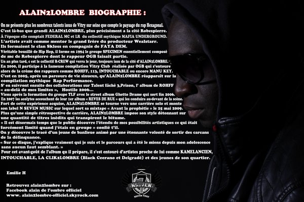 Biographie !