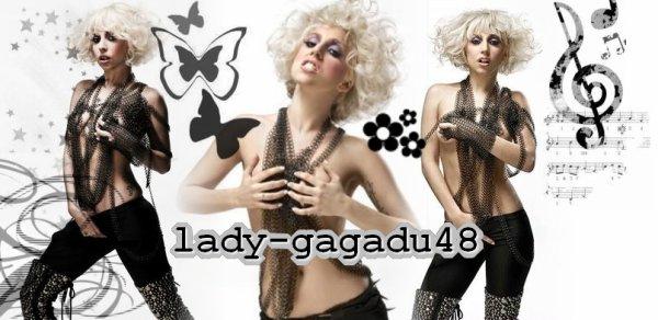 [ Bienvenue sur Lady-Gagadu48 ]